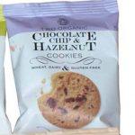 Chocolate chip and hazelnut