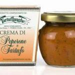 Crema di peperone e tartufo